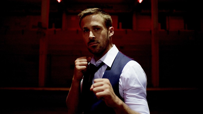 Ryan Gosling Swinging Fists