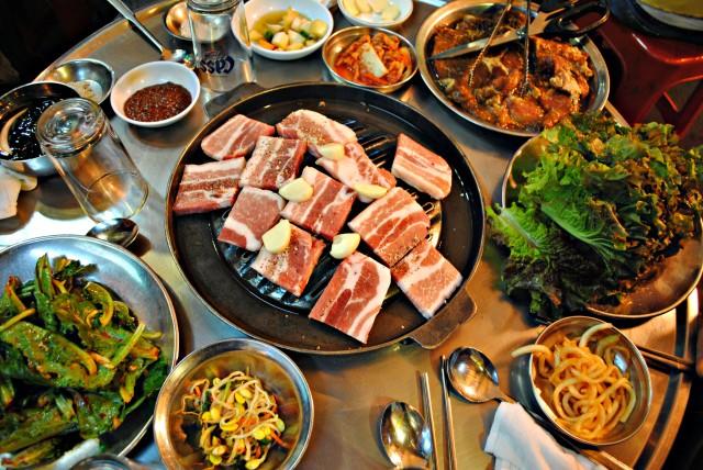 Imagini pentru korean food